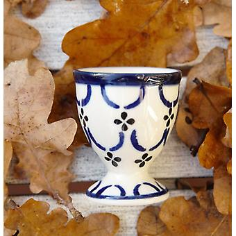 Egg Cup, 25 - tradition polonaise poterie - ceramic tableware - BSN 10479