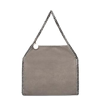 Stella McCartney women's 261063W91321220 grey polyester handbags