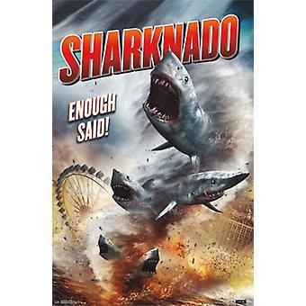Sharknado - One Sheet Poster Print