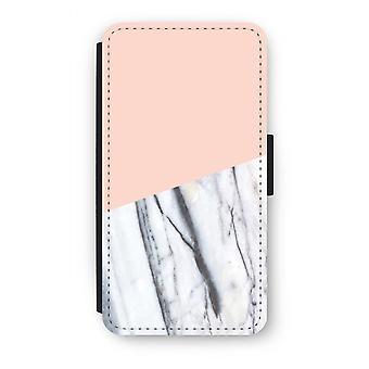 Samsung Galaxy J3 (2016) Flip Case - A touch of peach