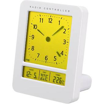 Radio Alarm clock Renkforce KW-9270 White Alarm ti