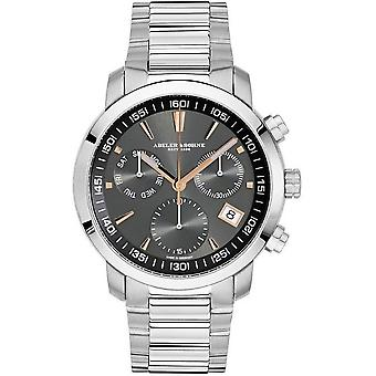 Abeler & sons men's watch business A & S chronograph 2691 M