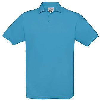 B&C Collection Safran Polo Shirts