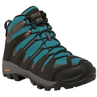 Regatta Womens/Ladies Lady Burrell Fabric Lace Up Walking Boots