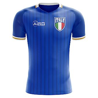 2018-2019 Italy Home Concept Football Shirt - Baby