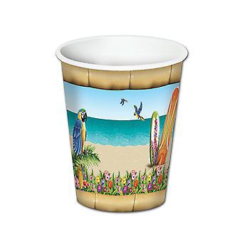 Tazze di bevanda Paradise (8/Pkg)