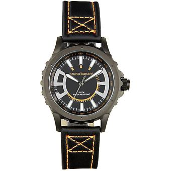 Reloj de pulsera de reloj Bruno Banani de Meros BR30024 analógica