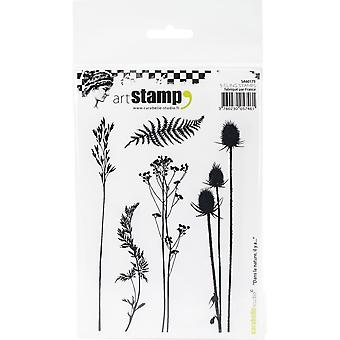 Carabelle Studio Cling Stamp A6-In Nature, There Is..