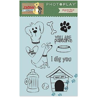 Cooper & Friends Stamps