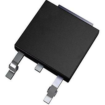 Voltage regulator - linear Infineon Technologies IFX27001TFV PG TO252 3 Positive Adjustable 1 A