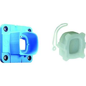 Housing flange for Y-conf length-10 Y-CONKIT-30 Light blu