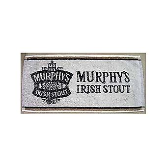 Murphys Irish Stout Cotton Bar Towel (Pp Cream)