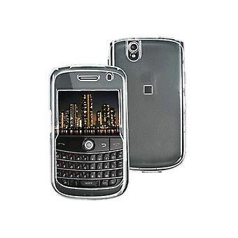 Custodia Snap-On Verizon con OEM per BlackBerry Bold 9650 / Tour 9630 (Clear) (confezione Bulk
