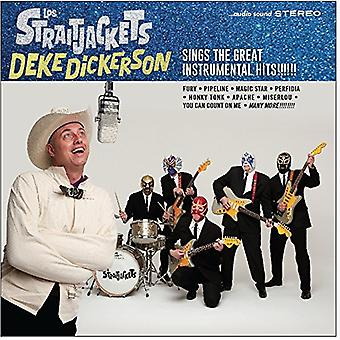 Los Straitjackets - Deke Dickerson Sings the Great Instrumental Hits [Vinyl] USA import