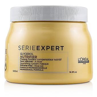 L ' Oréal Professionnel Serie Expert - Nutrifier Glycerin nährende System Masque (silikonfrei - ausspülen) - 500ml/16,9 oz