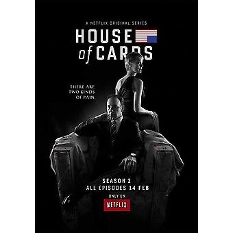 House of Cards (TV) Movie Poster (11 x 17)