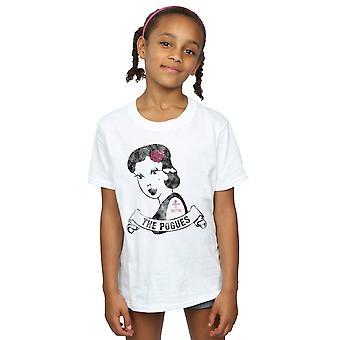 The Pogues Girls Tattoo Girl T-Shirt