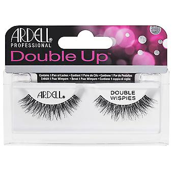 Ardell Fashion Lashes Black Double Up Wispies