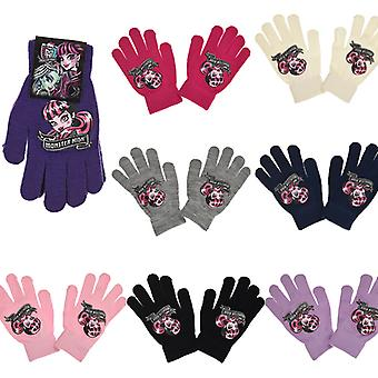 2-Pack Monster High Camouflage Gloves One Size