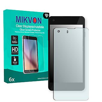 Trekstor WinPhone 4.7 HD Screen Protector - Mikvon Clear (Retail Package with accessories)