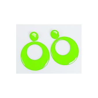 Schmuck und Kronen-Disco-Party-Ohrringe