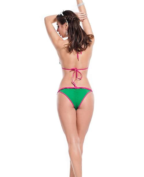 Waooh - Beach - Bikini Set with frilly