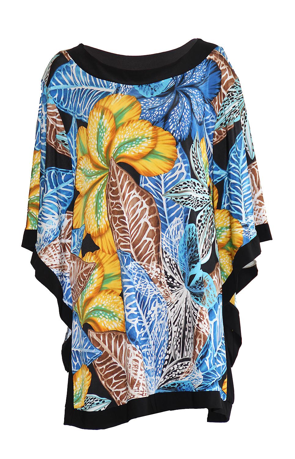 Waooh - Tunic A Large Designs Kunitada