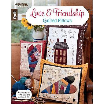 Love & Friendship Quilted Pillows by Tricia Cribbs - 9781464753961 Bo