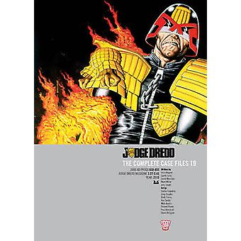 Judge Dredd - The Complete Case Files - v. 19 by John Wagner - Grant Mo