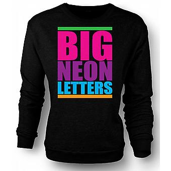 Mens Sweatshirt Space Is Ace - Funny - Astronomy