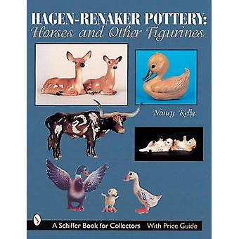 Hagen-Renaker Pottery - Horses and Other Figurines by Nancy Kelly - 97