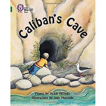 Collins Big Cat - Caliban's Cave: Band 15/Emerald