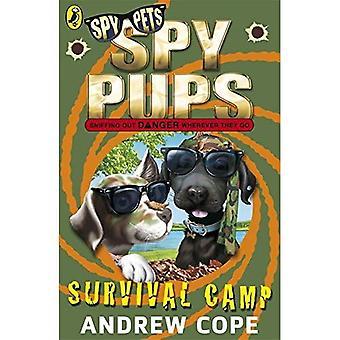 Spy Pups: Survival Camp