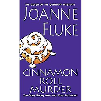 Cinnamon Roll Murder (9a Genre Sampler