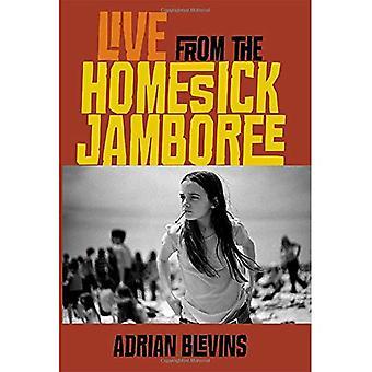 Live from the Homesick Jamboree (Wesleyan Poetry)