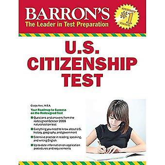 Barrons US medborgarskap Test, 8: e upplagan