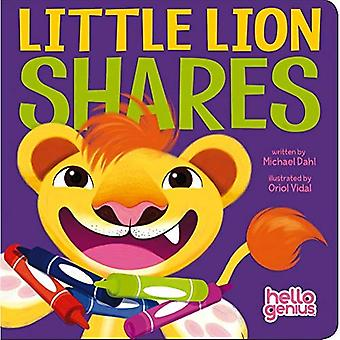 Little Lion Shares (Early Years: Hello Genius)