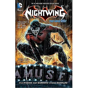 Nightwing Volume 3: Death of the Family TP (The New 52) (Nightwing (Numbered))