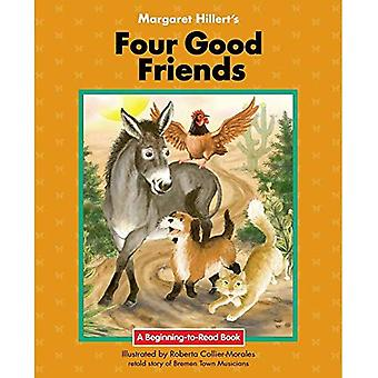 Four Good Friends (Beginning-To-Read)
