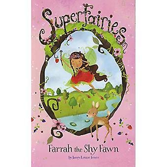 Farrah the Shy Fawn (Superfairies: Superfairies)