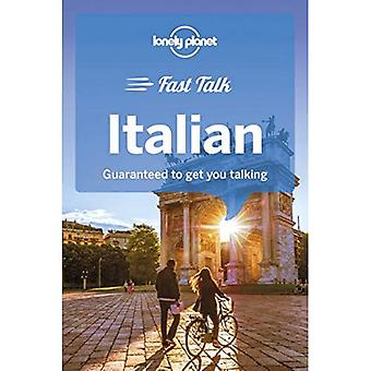 Lonely Planet snel praten Italiaans