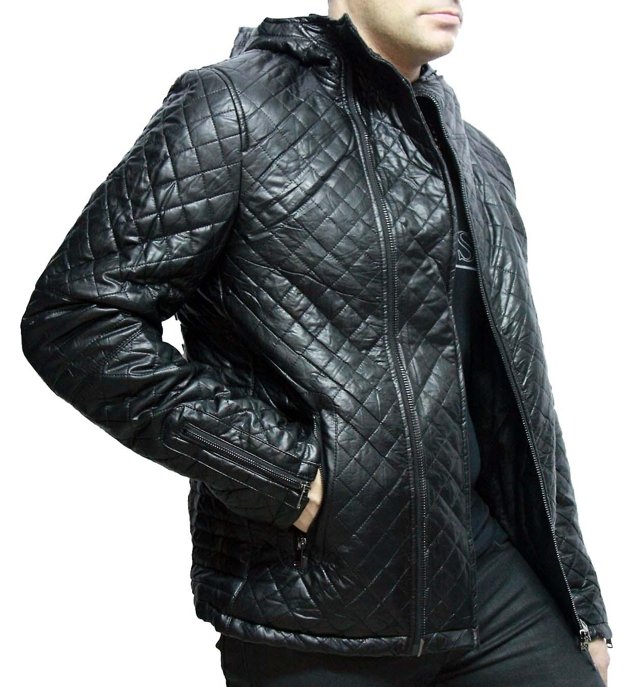 Waooh - Quilted Hooded Jacket Davy