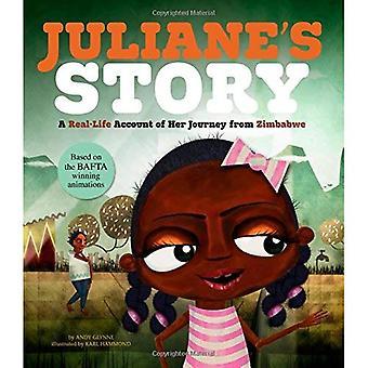 Julianes Geschichte: ein Real-Life-Konto ihrer Reise aus Simbabwe (Zuflucht)