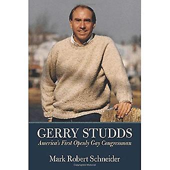 Gerry Studds: Amérique du premier ouvertement Gay membre du Congrès