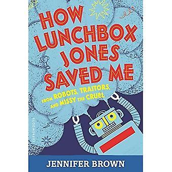 Hoe Lunchbox Jones uitgezonderd mij vanuit Robots, verraders en Missy de wrede