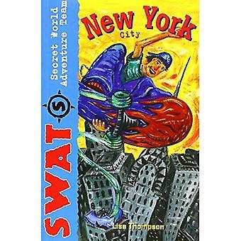 Swat Secret World Adventure� Team: Destination New York� City, USA (Sparklers)