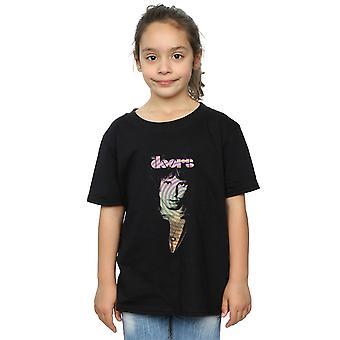 The Doors Girls Jim Swirl T-Shirt