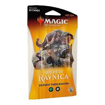 MTG: GUILDS OF RAVNICA Theme Booster Pack SELESNYA-WHITE/GREEN