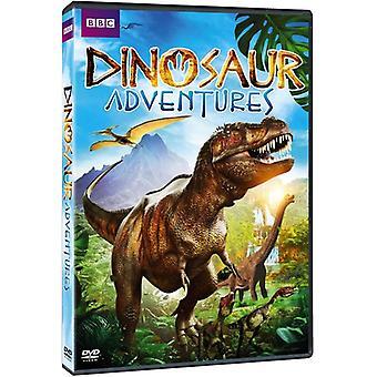 Dinosaur Adventures [DVD] USA import
