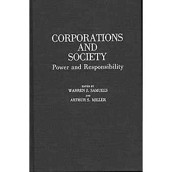 Empresas e sociedade poder e responsabilidade por Samuels & Warren